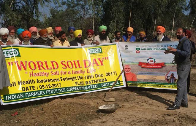 Awareness session marks World Soil Day