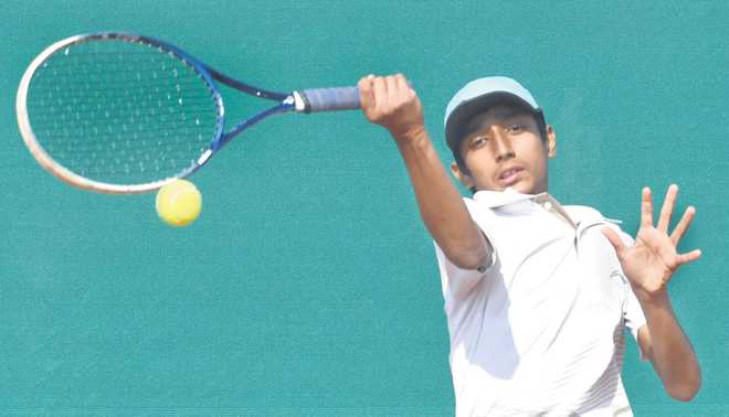 Dhairya-Mankirat grab doubles title without hitch