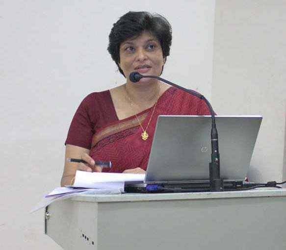 UNESCO selects Prof Archana on panel for study