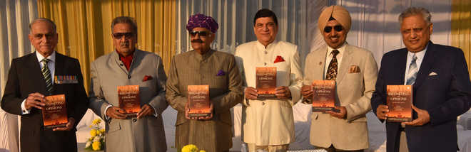 VP Badnore launches book