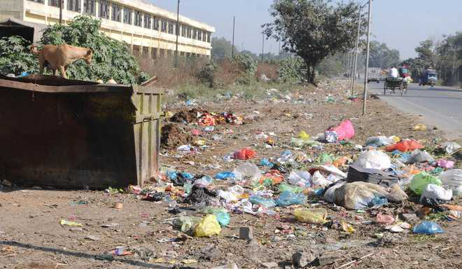 MC wards of East constituency lack basic amenities