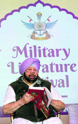 '65 war with Pak was a draw: Capt