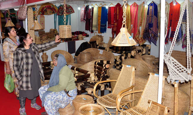 Indian crafts across states make it to PITEX