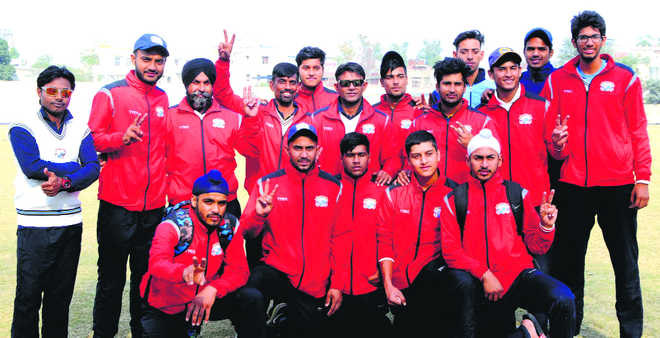 Prerit, Rohit lead Punjab U-19 to a massive win