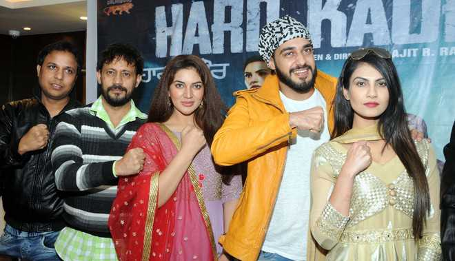 Hard Kaur is all about women power: Cast