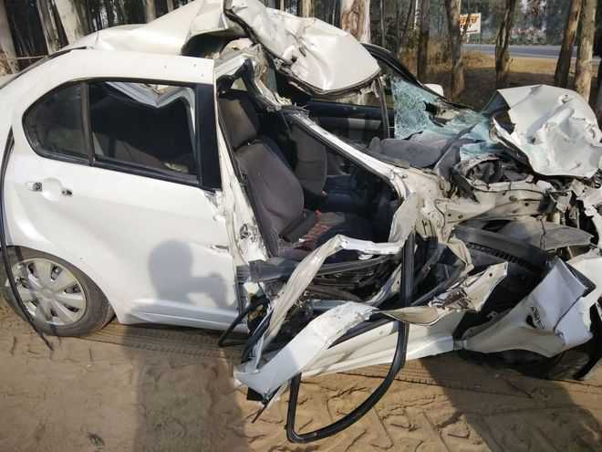 Advocate killed in accident; wife, son seriously injured