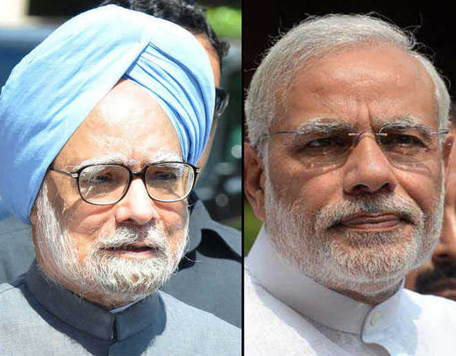 Apologise to nation for spreading canards, Manmohan Singh tells Modi