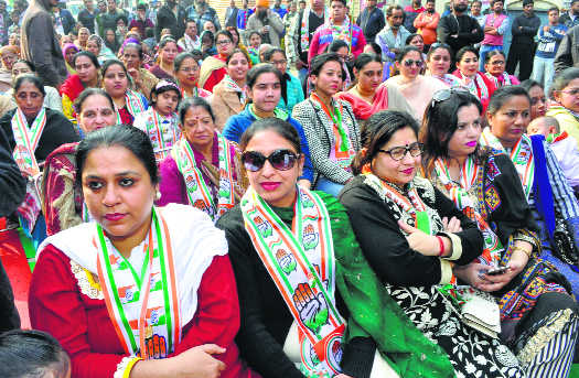 Cong, SAD-BJP go all out to woo voters