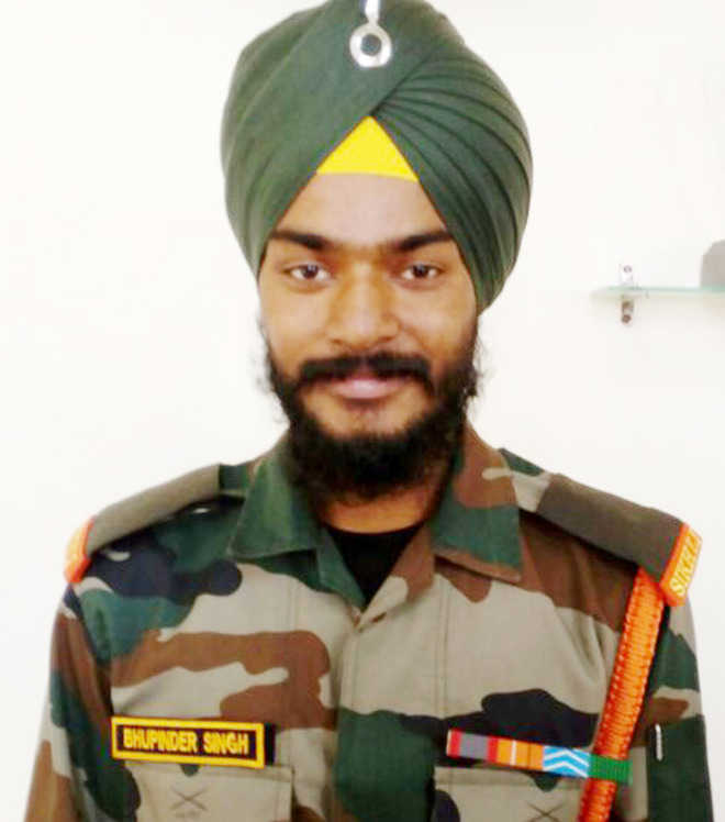 From tea seller to army man