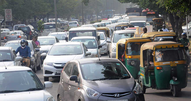 No longer a 10-minute city, this Chandigarh