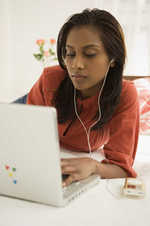 Most teenagers cope with bad online experiences