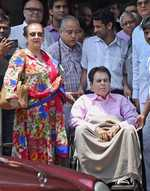 'Marriage to Dilip Kumar a perfect dream'
