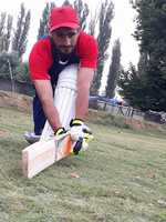 Special athlete makes a mark in cricket, volleyball, chess