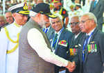INS Kalvari best 'make in India' example: PM