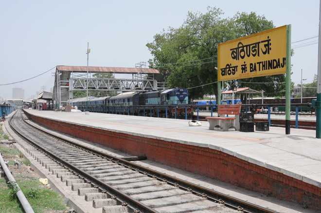 Stretch to running room to be patrolled by GRP, RPF at night