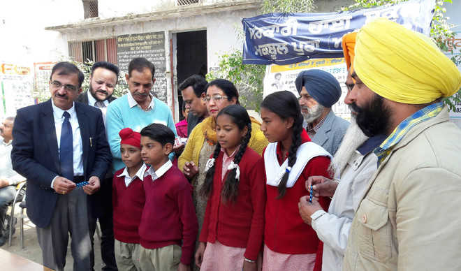 Health Department holds de-worming drive in district