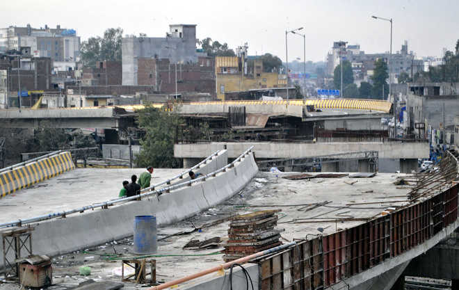 Rly to construct steel bridge for BRTS