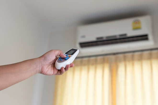 Using ACs in summer may affect sleep quality