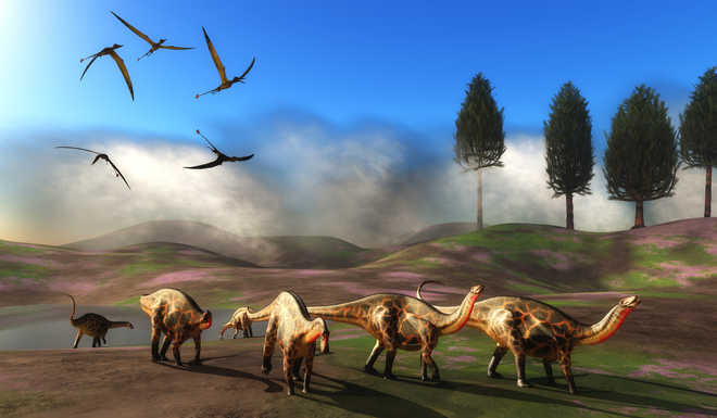 Virtual reality, 3D printing tech may let you pet dinosaurs!