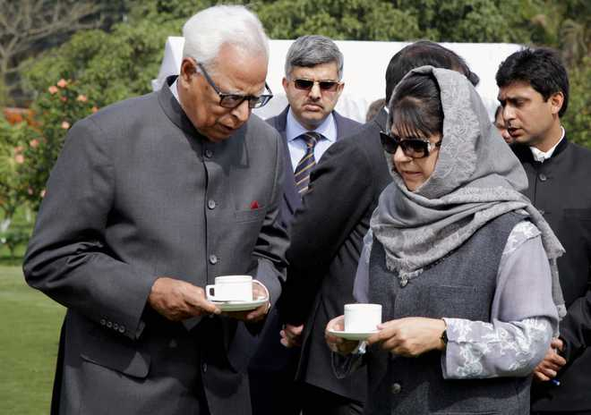 Senior PDP minister resigns after Mehbooba's Cabinet reshuffle
