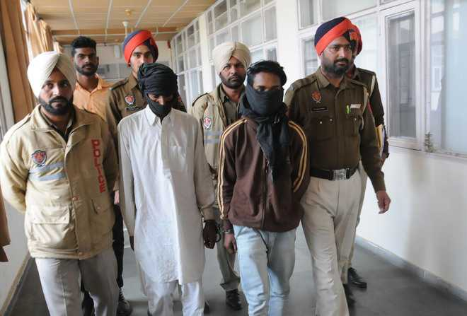 Murder case solved with arrest of two