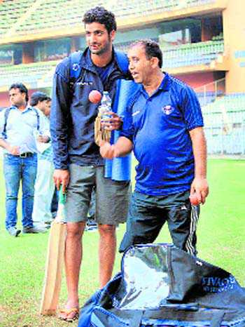 Umar Nazir among 'players to watch out for ' in IPL auction