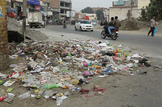 Swachh city dream remains distant