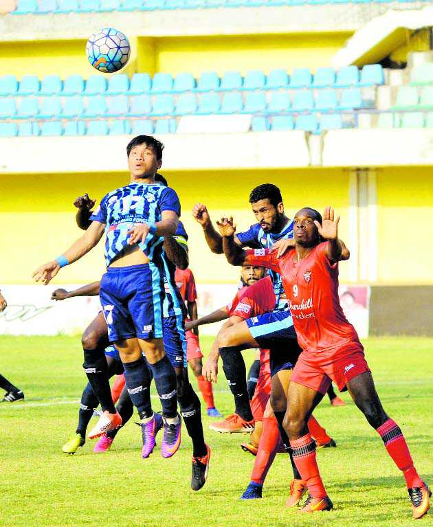 Minerva prevail in nine-goal thriller