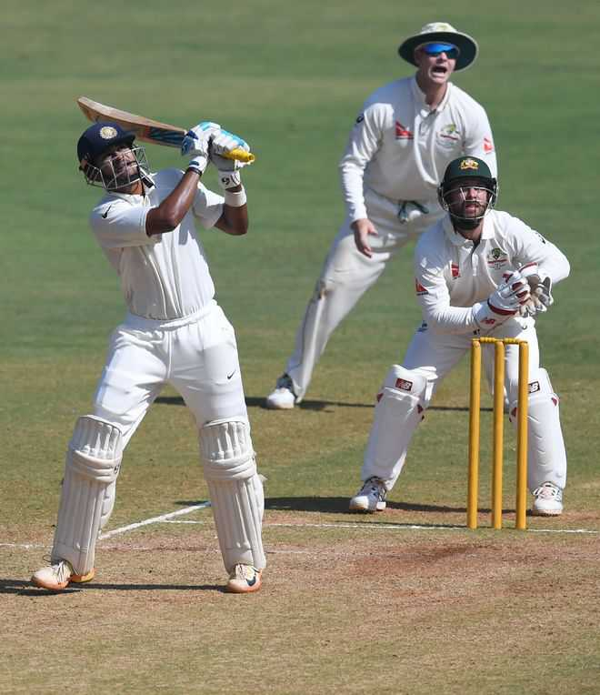 Iyer crushes Oz spinners