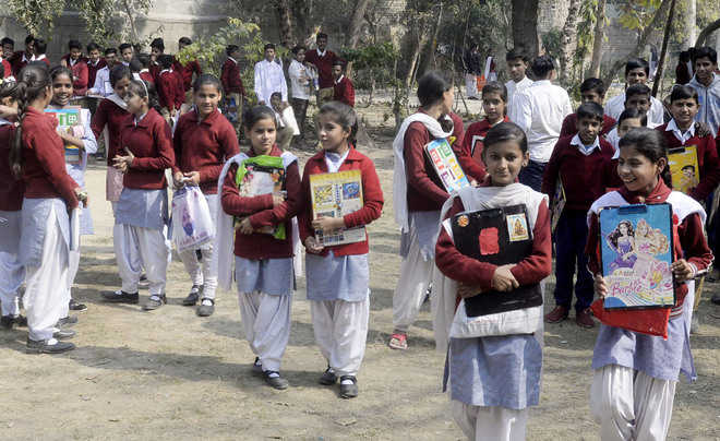 18,295 students appear in Class V evaluation exam
