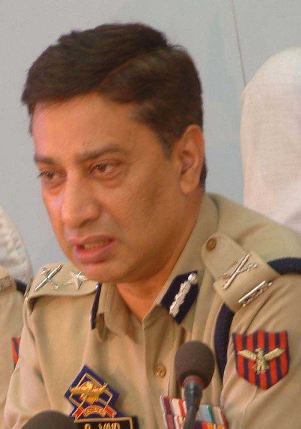 DGP for completion of police housing project on time