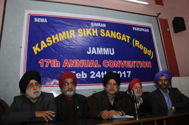 Kashmir Sikh Sangat's convention tomorrow
