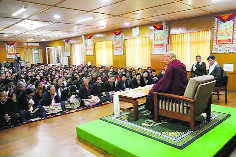 Meet to promote leadership qualities of Tibetan women