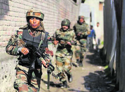 Attacks on Army worrisome
