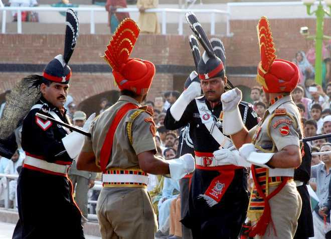 BSF proposes Wagah-like shows at two BOPs in Meghalaya