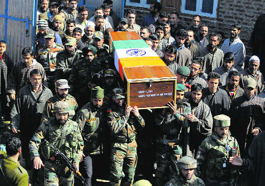 Ops to continue with vigour: Army Chief