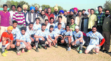 One Village Open Football tourney starts