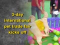 3-day international pet trade fair kicks off