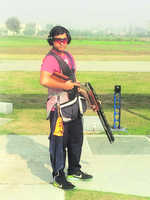 Doon-born shooter Shapath hopes to win world cup