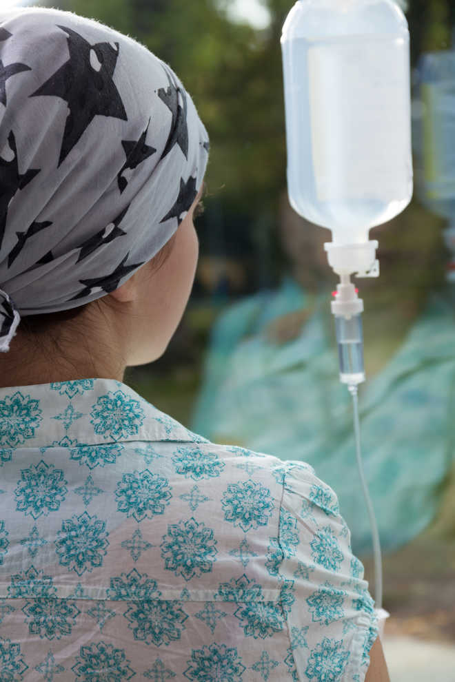 Exercise may cut side effects of chemotherapy