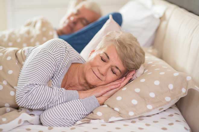 'Pink noise' may improve memory, sleep in elderly