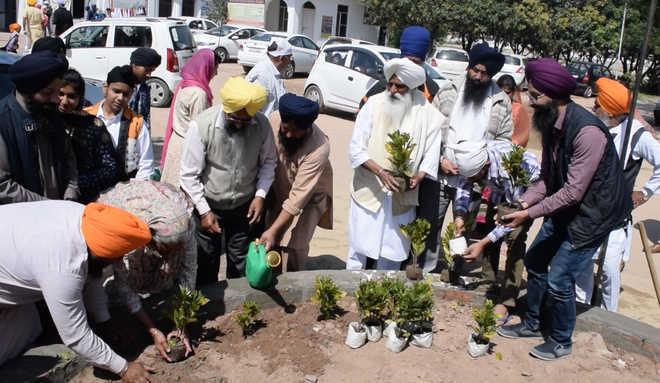 Start taking steps to save environment: EcoSikh