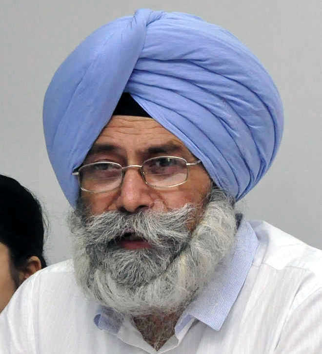 AAP's Phoolka to be opposition leader in Punjab Assembly