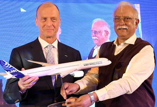 Airbus India Training Centre to take wings by 2018-end