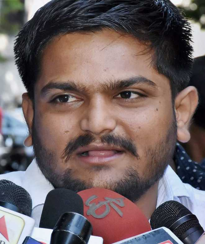 Hardik Patel, 59 others booked for rioting at BJP corporator's house