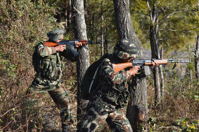 Indo-Nepal military exercise focuses on anti-terror operations