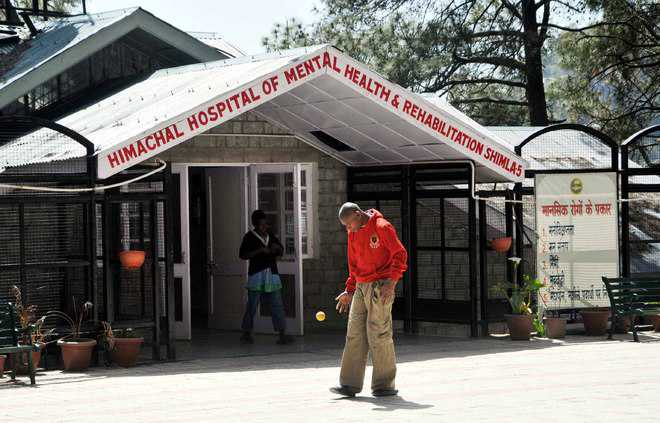 Shimla hospital comes to aid of mentally ill patients