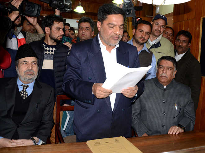 PDP candidate Khan lashes out at 'directionless' NC
