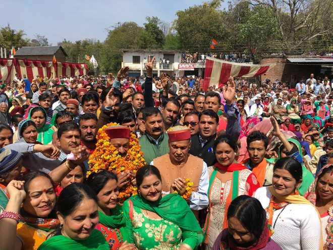 Anil will carry forward his father's legacy, says Dhumal