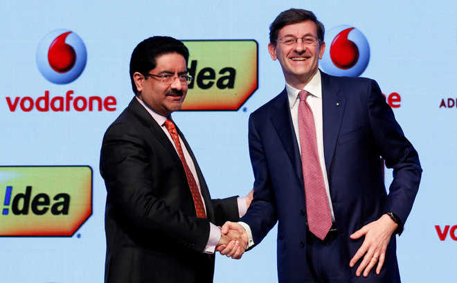 Idea, Vodafone tie knot, biggest operator is born